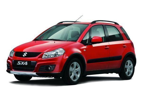 Suzuki SX4 I (GY/EY/RW) Facelift Hatchback