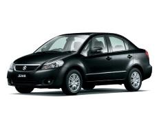 Suzuki SX4 Sedan wheels and tires specs icon