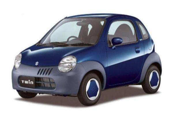 Suzuki Twin EC22 Coupe