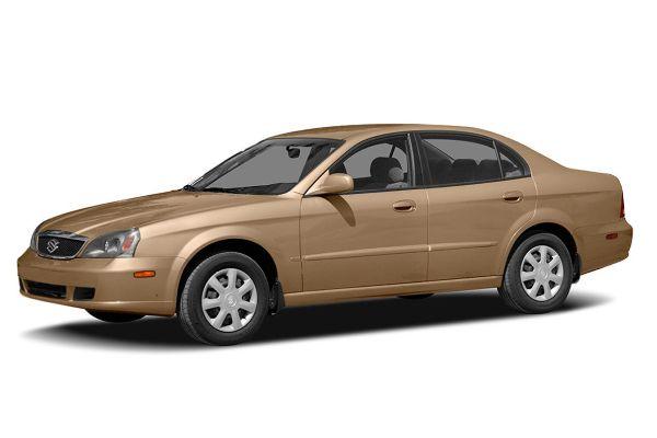 Suzuki Verona wheels and tires specs icon