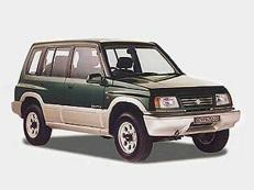Suzuki Vitara wheels and tires specs icon