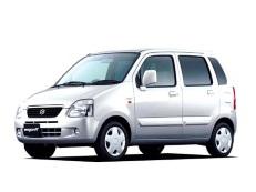 Suzuki Wagon R+ wheels and tires specs icon