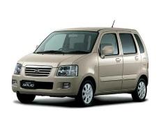 Suzuki Wagon R Solio wheels and tires specs icon