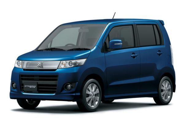 Suzuki Wagon R Stingray wheels and tires specs icon