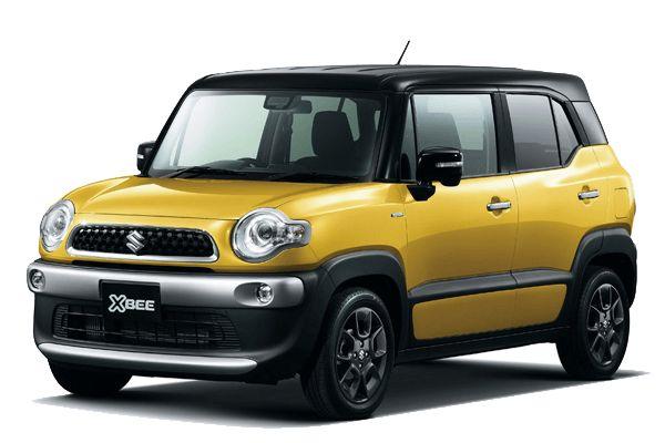 Suzuki Xbee wheels and tires specs icon