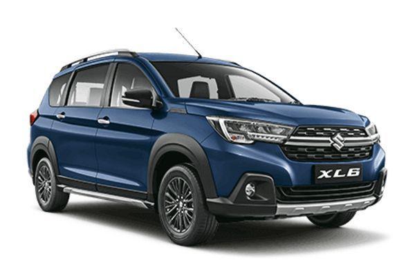 Suzuki XL6 I (NC) MPV
