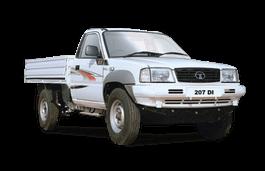 Tata 207 DI wheels and tires specs icon