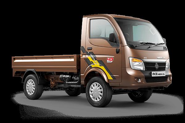 Tata Ace Mega wheels and tires specs icon