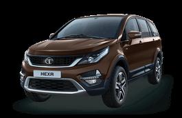 Tata Hexa wheels and tires specs icon