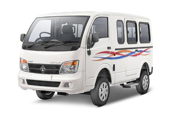 Tata Magic Express wheels and tires specs icon