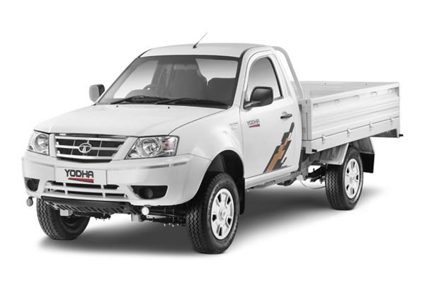 Tata Yodha wheels and tires specs icon