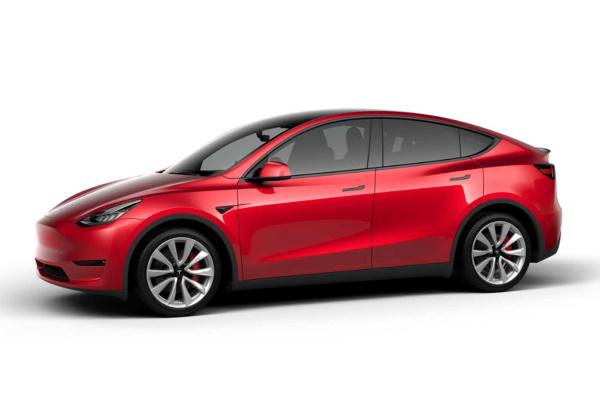 Tesla Model Y wheels and tires specs icon