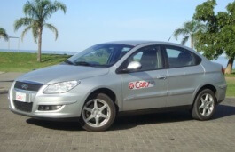 Chery A3 wheels and tires specs icon