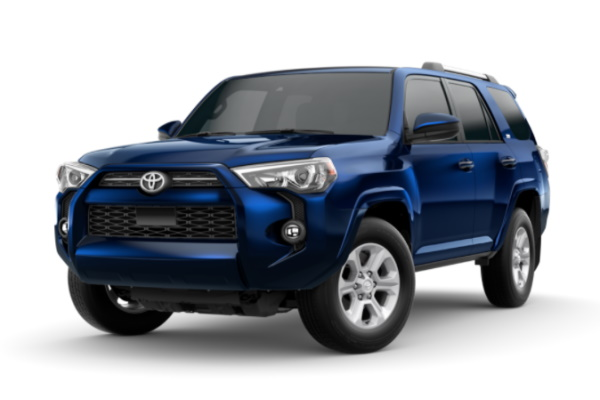 Toyota 4Runner wheels and tires specs icon