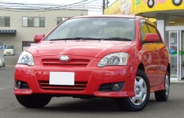 Toyota Allex wheels and tires specs icon