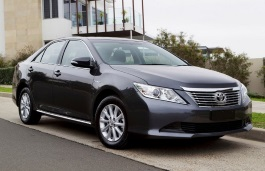 Toyota Aurion wheels and tires specs icon