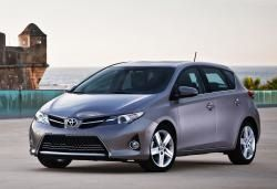 Toyota Auris wheels and tires specs icon