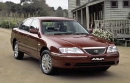 Toyota Avalon XX10 Facelift Saloon