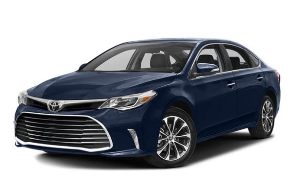 Toyota Avalon IV Facelift Saloon