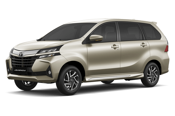 Toyota Avanza wheels and tires specs icon