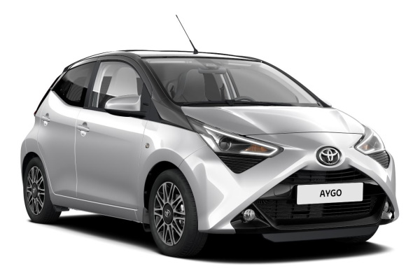 Toyota Aygo wheels and tires specs icon