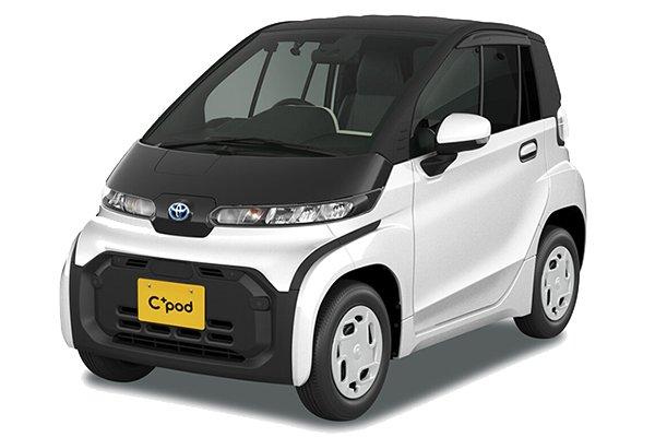 Toyota C+pod Hatchback