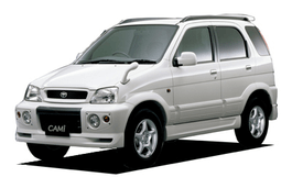 Toyota Cami wheels and tires specs icon