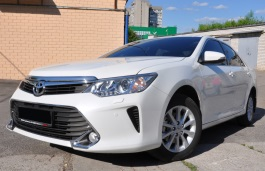Toyota Camry VIII (XV50) Facelift Saloon