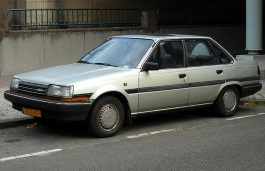Toyota Carina II wheels and tires specs icon