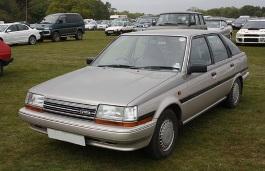 Toyota Carina II T150 Liftback