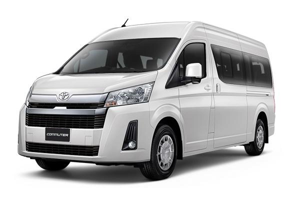 丰田 Commuter H300 Van