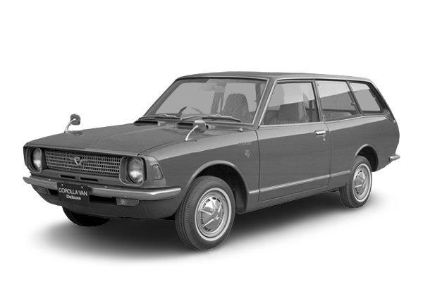Toyota Corolla III (E30/E50) Estate