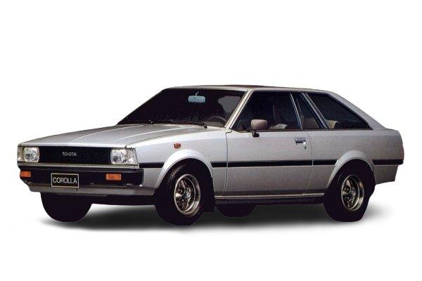 Toyota Corolla IV (E70) Liftback