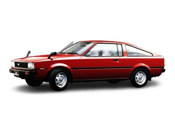 Toyota Corolla IV (E70) Coupe