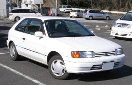 Toyota Corolla II wheels and tires specs icon