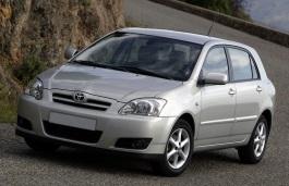 Toyota Corolla IX (E120, E130) Facelift Hatchback