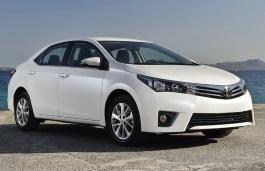 Toyota Corolla wheels and tires specs icon