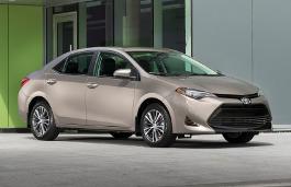 Toyota Corolla XI (E170) Facelift Saloon