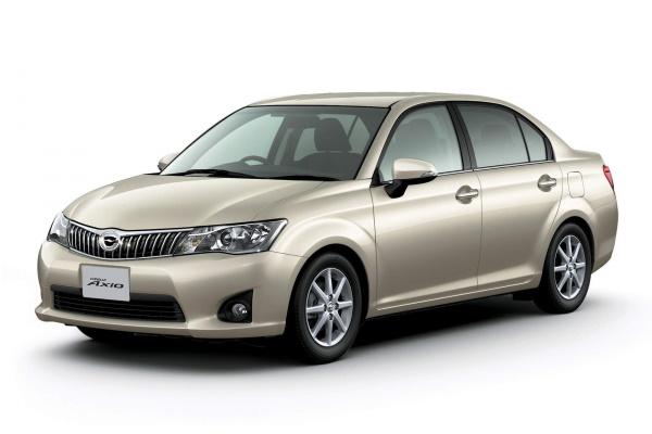 Toyota Corolla Axio wheels and tires specs icon