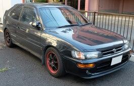 Toyota Corolla FX wheels and tires specs icon