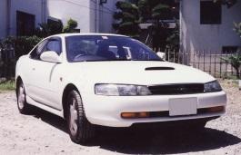 Toyota Corolla Levin E100 Coupe