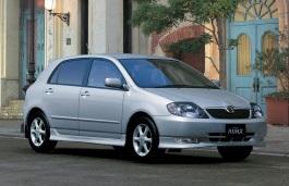 Toyota Corolla Runx (E120) Hatchback