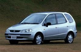 Toyota Corolla Spacio wheels and tires specs icon