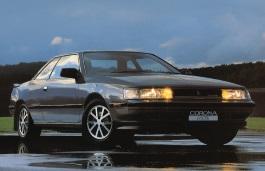 Toyota Corona wheels and tires specs icon
