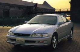 Toyota Corona Exiv wheels and tires specs icon