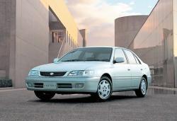 Toyota Corona Premio wheels and tires specs icon