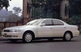 Toyota Cresta wheels and tires specs icon