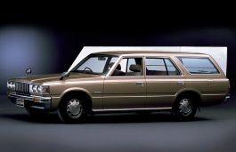 丰田 皇冠 VI (S110) 旅行车