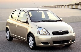 Toyota Echo Facelift Hatchback