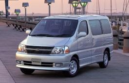 丰田 格兰维亚 Facelift MPV